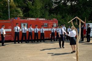 Profesionální hasiči slouží v Doksech už naplno. Hlavně v lepších podmínkách