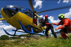 Extra: Chceš se stát leteckým záchranářem? Nejdřív mrkni na toto video