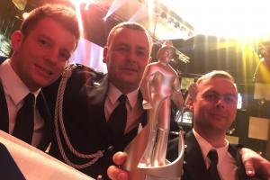 Pražští hasiči získali stříbrného Oscara. Za umístění v nejlepších zásazích