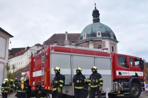 Karlovarští hasiči vyvíjí unikátní aplikaci. Pomůže u požárů  vzácných památek