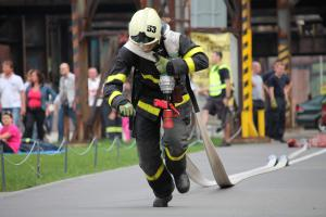 Dal to! Michal Brousil je absolutním vítězem závodu TFA Ostravská věž