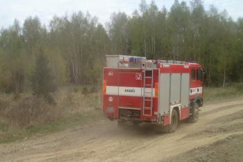 Tak se ukaž! Výcvik řidičů hasičských cisteren Tatra v Ostravě (VIDEO)