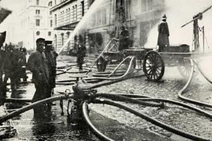 Nejstarší hasičský sbor na českém venkově