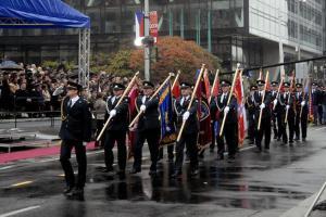 Velké oslavy ke stému výročí vzniku republiky. V Praze se předvedou i hasiči