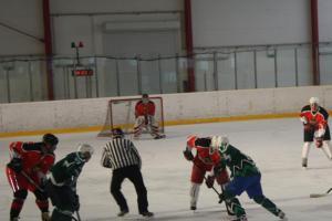 Bitva na ledové ploše. Plzeňští hasiči pořádají hokejový turnaj