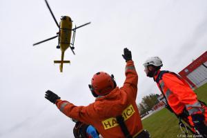 Vzhůru do luftu! Výcvik leteckých záchranářů v Plané u Českých Budějovic