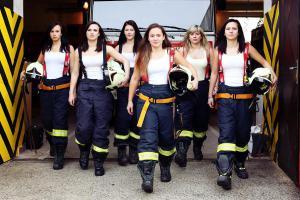 Extra: Dobrovolné hasičky, jaká byla vaše letošní sezóna?  (VIDEO)