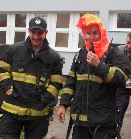 Čtenáři: S hasiči převážně vážně a proč někdy i nevážně?