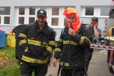 Čtenáři: S hasiči převážně vážně a proč někdy i nevážně? (VIDEO)