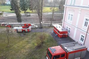 Nemoc Covid - 19 dorazila i do hasičské stanice v Semilech